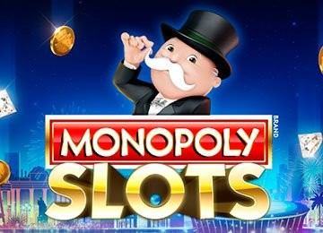 Play Monopoly Slot Games –  Free Slots Online