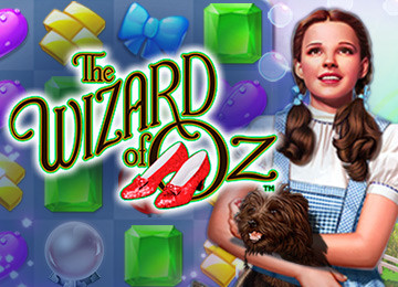 1. Wizard Of Oz –  Free Slots Online